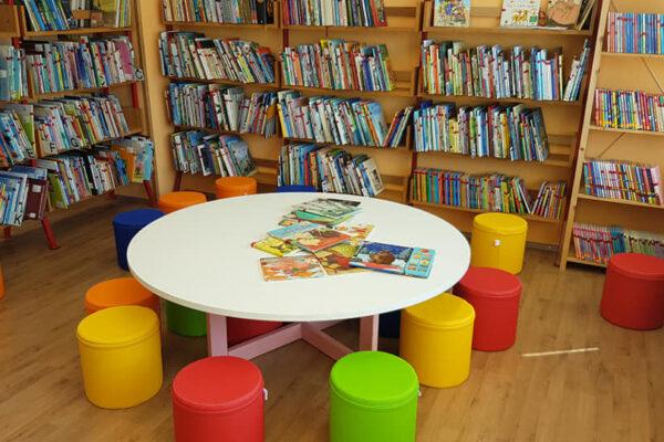 Knjižnica Sodražica na novi lokaciji