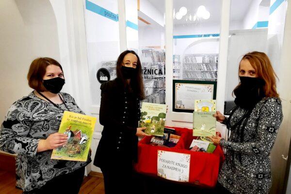 Dobredelna akcija Knjiga za nasmeh