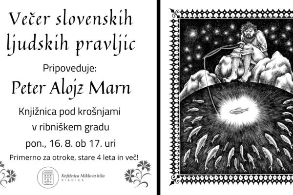Večer slovenskih ljudskih pravljic