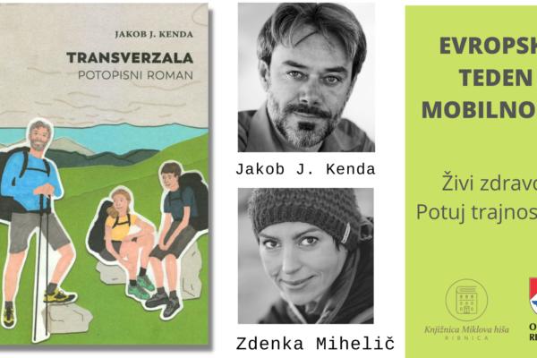 Transverzala, predstavitev knjige