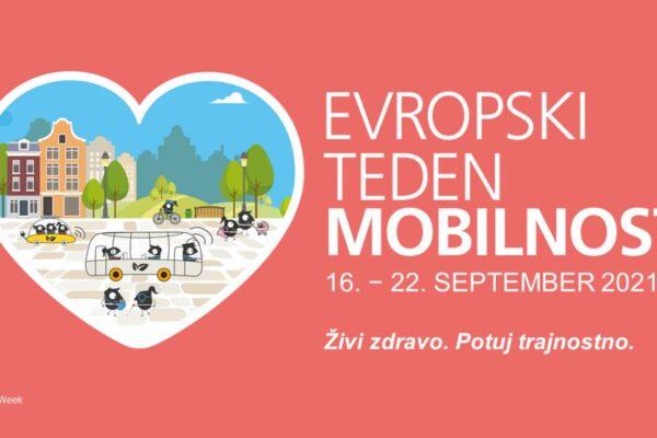 Evropski teden mobilnosti – galerija